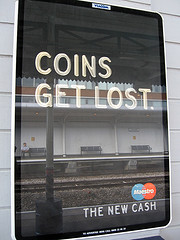 Lost coins